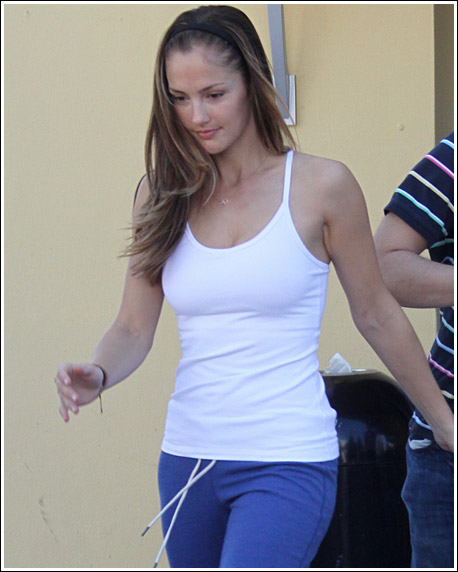 Minka Kelly
