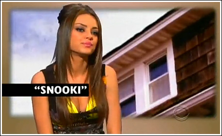Mila Kunis Jersey Shore